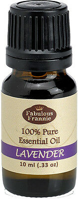 Lavender French 4042 Pure Essential Oil 10ml Fabulous Frannie