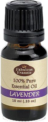 LAVENDER 100% Pure, Undiluted Essential Oil Therapeutic Grad