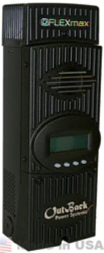 Outback, Flexmax 80, Mppt, Solar Charge Controller, Fm80-150vdc