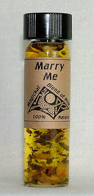 Marry Me    Magickal Blend Of Nine Magical Purpose Oil