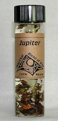 Jupiter - Magical Planetary Oil Magickal Blend of Nine