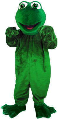 Adult Frog Costumes (Frog Professional Quality Lightweight Mascot Costume Adult)