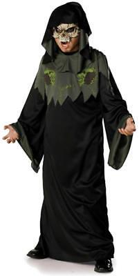 Horror Robe Zombie Kinder Halloween Karneval Fasching Kostüm 116-152 (Zombie Robe Kostüme)
