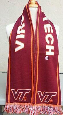 Virginia Tech Hokies Scarf