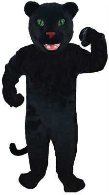Panther Professional Quality Lightweight Mascot Costume Adult - Panther Mascot
