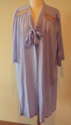 shadowline rhapsody 3 4 sleeve 41 coat robe style 77140 assorted colors s 3x