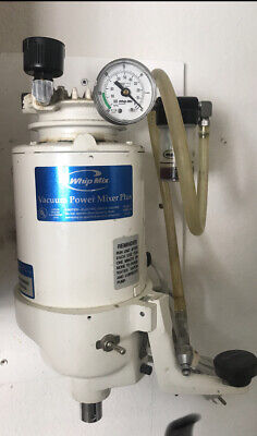 Whip Mix Vacuum Power Mixer Plus . Model F. Wall Mount