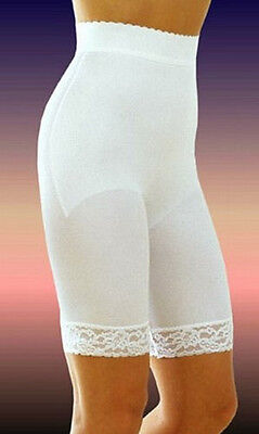 Rago Shapewear High-Waist Long Leg Pantie Girdle Style 518