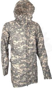 NEW-2X-Wet-Weather-Improved-Rain-suit-Parka-XX-Large-Digial-Camo-ACU-Army-USGI