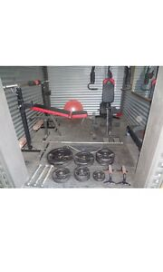 Home Gym Weight Set Hurstbridge Nillumbik Area Preview
