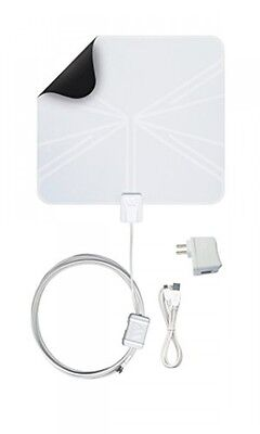 Winegard FL55YR FlatWave Amplified Razor Thin HDTV Indoor Antenna (Certified