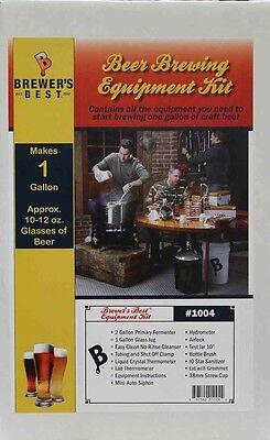 Brewer's Best 1 Gallon Beer Equipment
