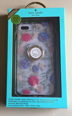Kate Spade Phone Case For iPhone 8 Plus 7 Plus 6 Plus 6s Plus Multi-Floral New