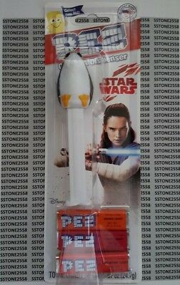 *BRAND NEW* Star Wars The Last Jedi- Porg- Pez Dispenser & Candy. FREE SHIPPING