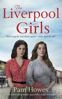 PAM HOWES ___ THE LIVERPOOL GIRLS ___ SHELF WEAR ___ FREEPOST UK