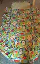 CHILD'S SINGLE BED RUFFLED QUILT - TOOWOOMBA PICK UP ONLY South Toowoomba Toowoomba City Preview