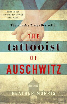 The Tattooist of Auschwitz - Best Selling Book by Heather Morris - (Best Modern War Novels)
