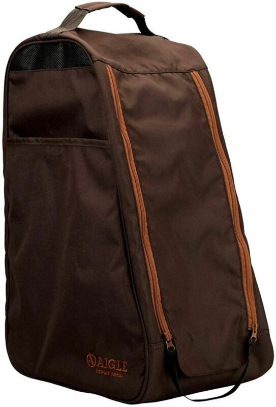 Aigle Wellington Boot Bag Oxford Fabric Waterproof with Reinforced Bottom