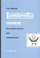 The Official Lambretta Guide - lambretta - ebay.co.uk