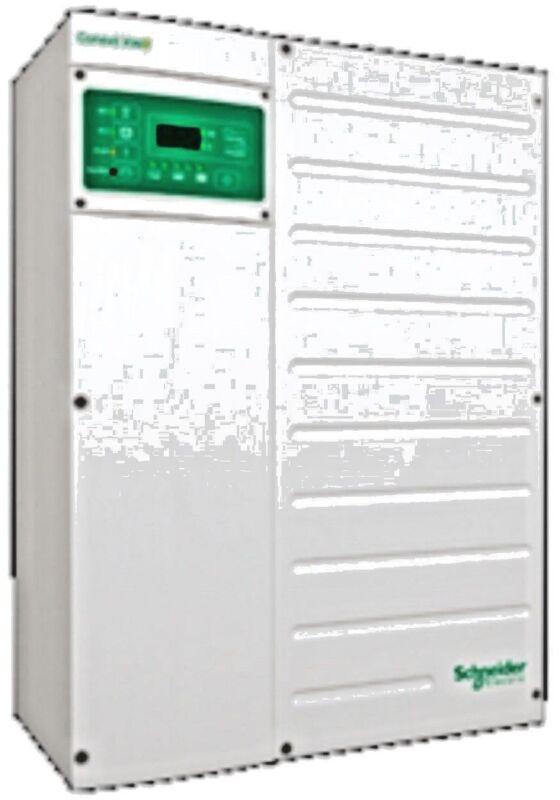 Schneider, Conext, Xw+, 5548, Inverter/charger, 120/240 Vac