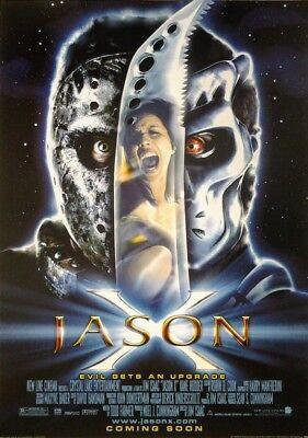 Jason X - Freitag der 13., 10. Teil (2001)   US Import Filmplakat Poster 61x86 ()