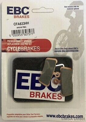 EBC Sinterizadas Bicicleta de Montaña Pastillas Freno Para Sram Guide R /...
