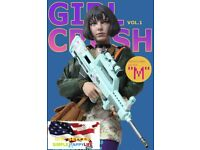 1//6 Girl Crush Figurine Léon The Professional GC001 Asmus Mathilda ❶ USA ❶