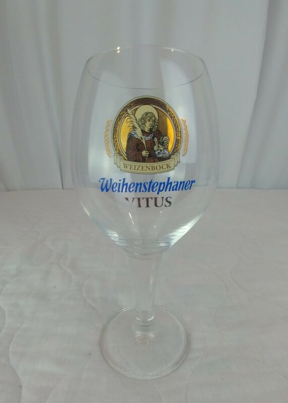 Weihenstephaner Vitus German Beer Glasses 0.5 Liter