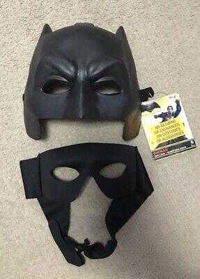 Adults Batman V Superman-Batman Mask Costume And Robin/Sidekick BONUS Mask