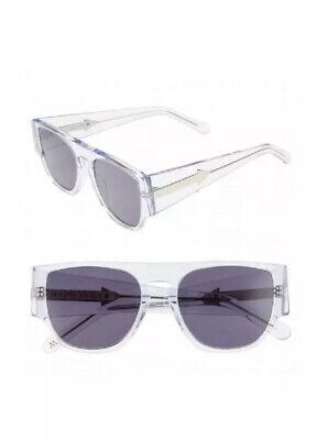 Karen Walker x Monumental - Buzz Clear Sunglasses - BNWT - RRP $265AUD