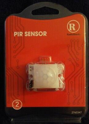 Radioshack Passive Infrared Pir Sensor 2760347 New Nib