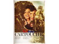 Vintage Art Poster Silver Screen Actress Claudia Cardinale 01 A4 A3 A2 A1