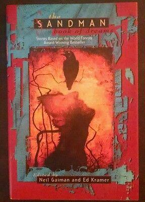 The Sandman Book Of Dreams Edited By Neil Gaiman   Ed Kramer  Half Price