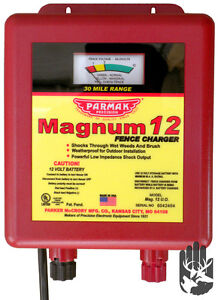Electric Fence Charger 12 Volt Ebay