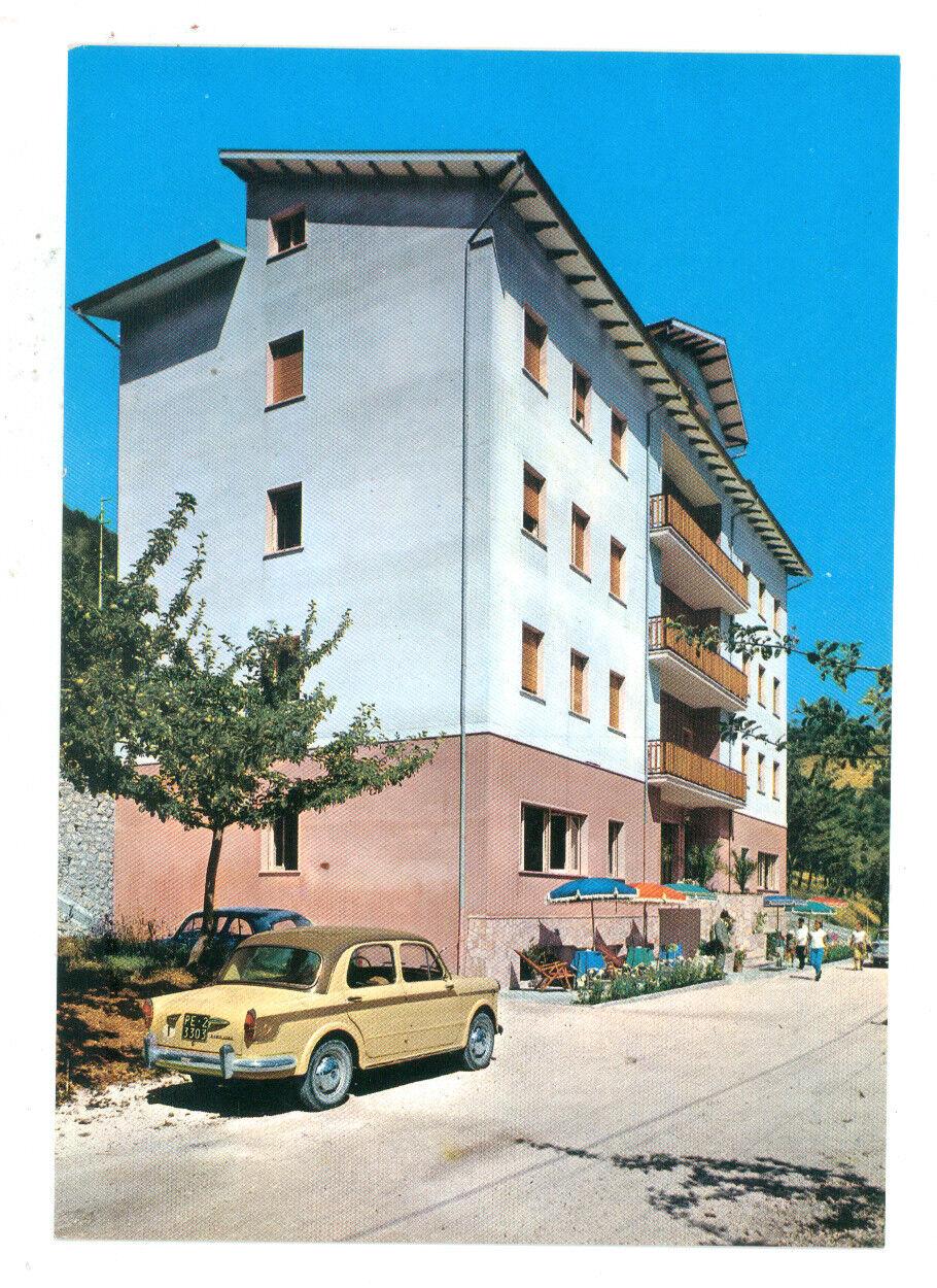SCANNO HOTEL MIRAMONTI L'AQUILA ABRUZZO ANIMATA ANNI '60