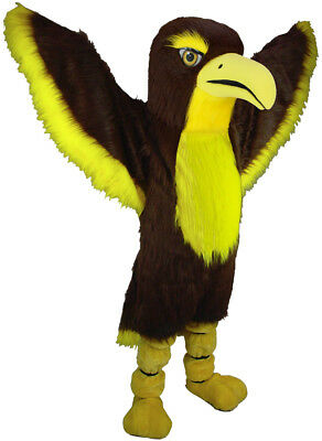 Hawk or Falcon Professional Quality Lightweight Mascot Costume Adult Size