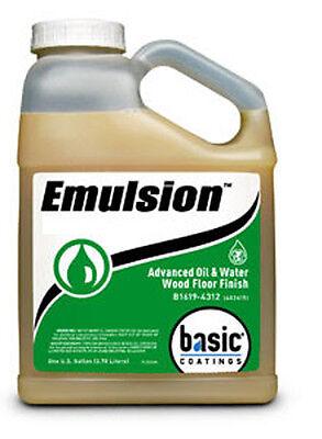 Basic Coatings Emulsion - Semi-Gloss 1 Gallon, Free Shipping!