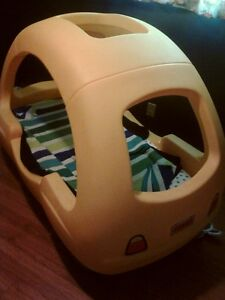 Toddler bed, disabled and ready for pu