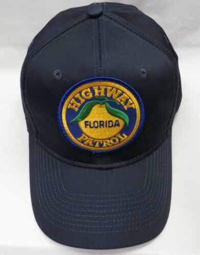 FLORIDA HIGHWAY PATROL  BALL CAP