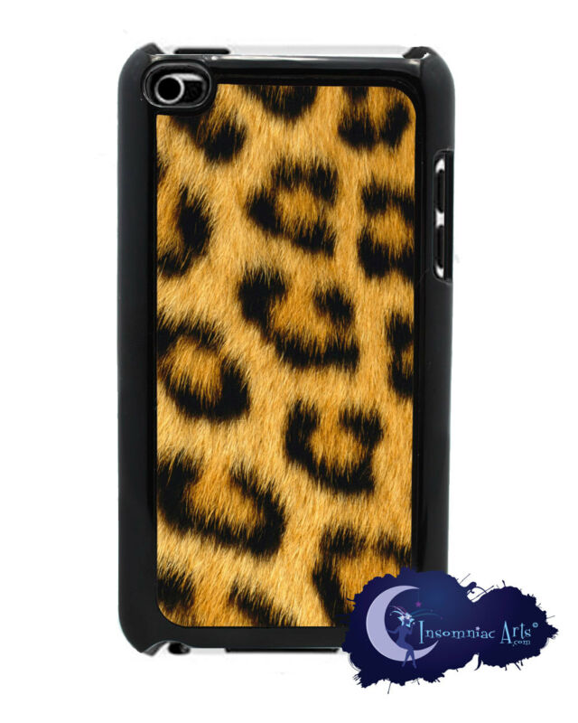 Leopard Fur - Animal Print iPod Touch 4th Generation Cover