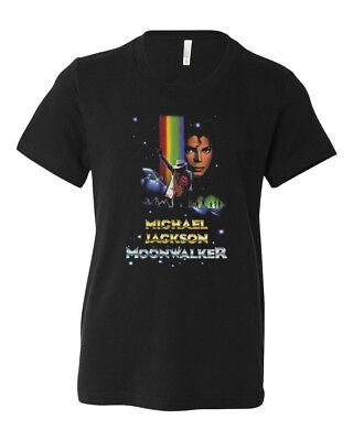 Michael Jackson Moonwalker Custom Youth T-Shirt Kids Tee Unisex Brand - Michael Jackson Custome