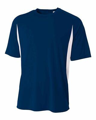 Mens Rash Guard Swim Shirt SPF 40+ Loose Fit Fitting Swimwea