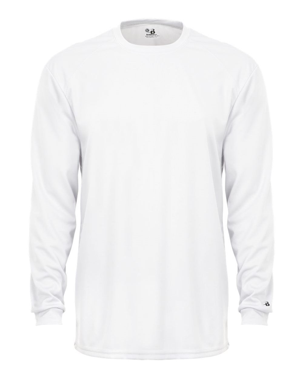 05571ec2a Details about Badger Sport Youth B-Dry Core Long-Sleeve Performance  T-Shirt. 2104