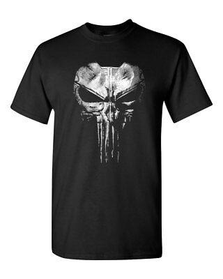 T-shirt Body Armor (The Punisher New Skull Jon Bernthal Frank Castle Body Armor T-Shirt TV Series)