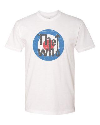 The Who Distressed Custom Mens T-Shirt Tee S-3XL New ()