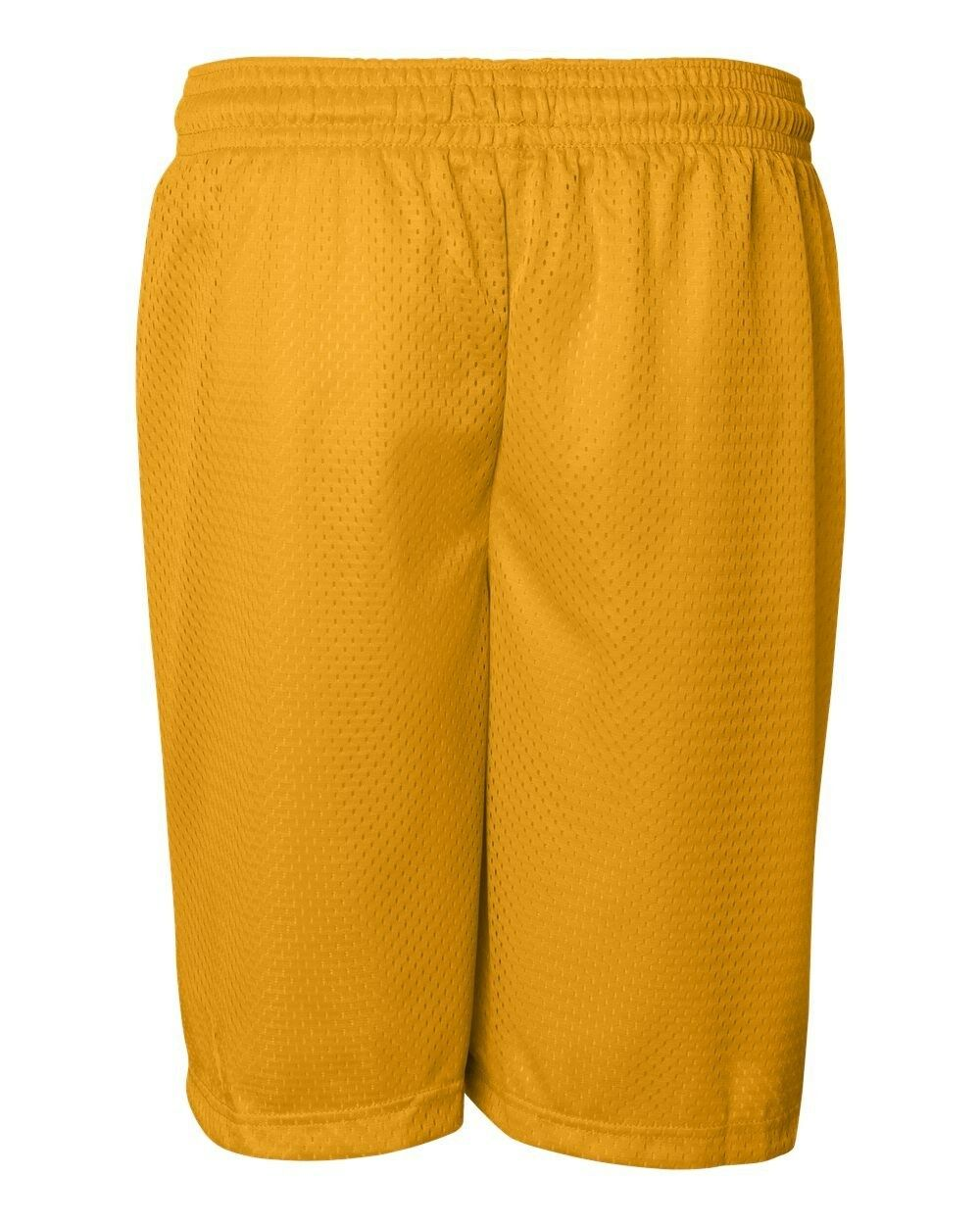 "Rawlings Mens Size SM-5XL NEW 7.5/"" Flatback Mesh Moisture Wick Shorts NO POCKET"