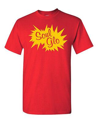 Soul Glo Hair Gel Coming To America 1980S Retro Mens Tee Shirt 1421