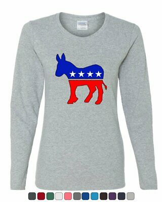 Democratic Party Donkey Logo Women