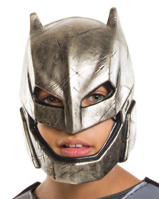 Batman vs Superman: Dawn of Justice Armored Batman Bruce Wayne - Full Head Mask