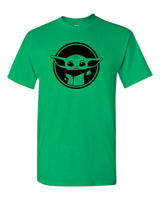 Star Wars Tshirts (Baby Yoda Star Wars Shirt - 7 color - Unisex tee - the mandalorian disneyland)